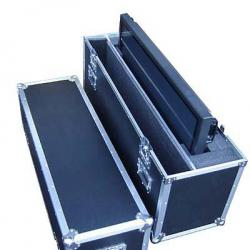 RK LED SCREEN FLIGHT CASE, 6 SCREEN IN 1 CASE