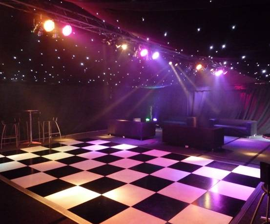 Portable Dance Floor from China Factory