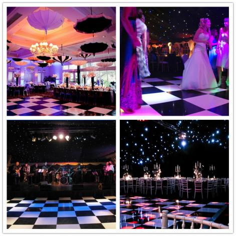 High quality Wooden Dance Floor for Weddings